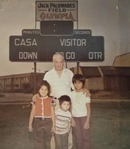 maravilla grandpa and kids