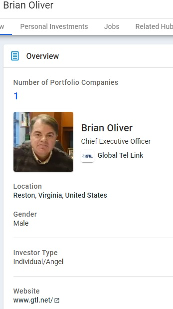 white collar criminal brian oliver