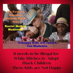racist madonna